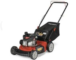 """Troy-Bilt 21"""" 140cc Push Gas Lawn Mower"""