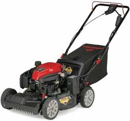 Troy-Bilt Lawn Mower Gas Walk Behind Self Propelled Electric