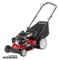 Troy-Bilt TB130 XP 160-cc 21-in Push Gas Lawn Mower with Hon