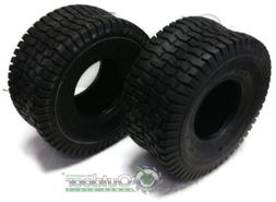 Set of 2 16x6.50-8 16-6.50-8 Turf Tires 4 Ply Tubeless Garde