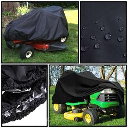 Universal Lawn Tractor Riding Mower Cover Waterproof Protect