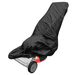 Evelots Universal Polyester Water Resistant Lawn Mower Cover