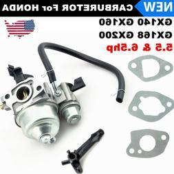 USA CARBURETOR For HONDA GX140 GX160 GX168 GX200 5.5 6.5HP C