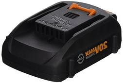 Worx WA3575 20V Lithium Ion Battery Pack 2.0 Amp Hour