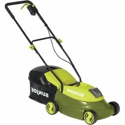 "Walk-Behind Cordless Rechargeable 28V/14"" Push Lawn Grass Mo"
