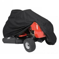 Waterproof Riding Lawn Mower Tractor Cover Garden Heavy Duty