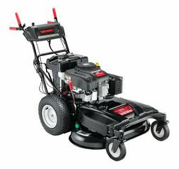 Troy-Bilt WC33 420cc 33-inch Wide Cut RWD Lawn Mower With El