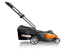 WORX WG708 17-Inch Electric Mower, 13-Amp