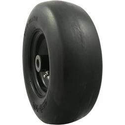 Zero Turn Mower Front Tires Riding Lawn Wheels And Flat Free